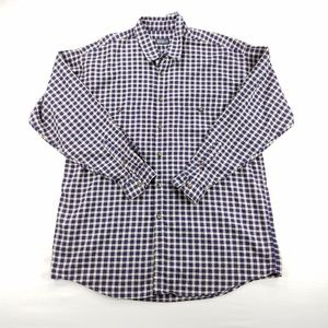 Patagonia Organic Cotton Plaid Short Sleeve Shirt